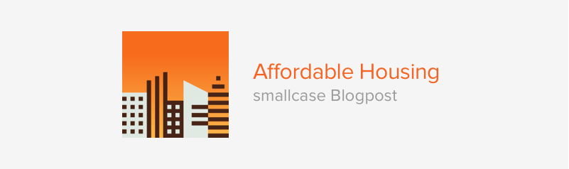 affordable housing smallcase