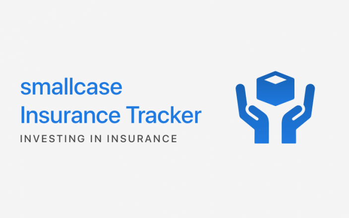 smallcase insurance tracker