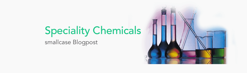 specialty chemicals smallcase