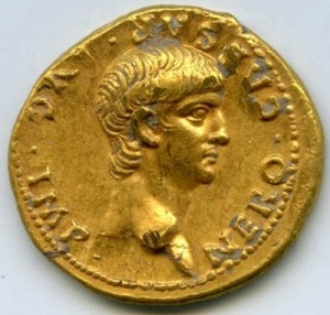 Origins of Gold - Roman Emperor Nero